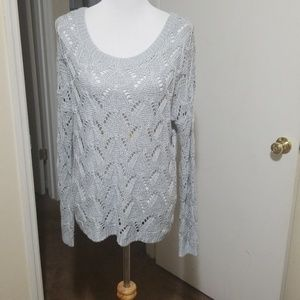 NWT PINK ROSE SWEATER